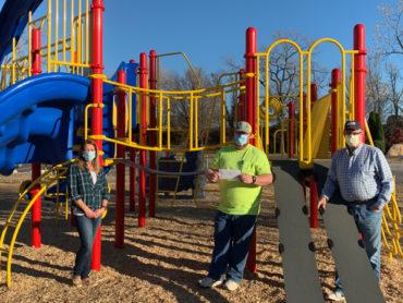 Gravel Pit Park Playground